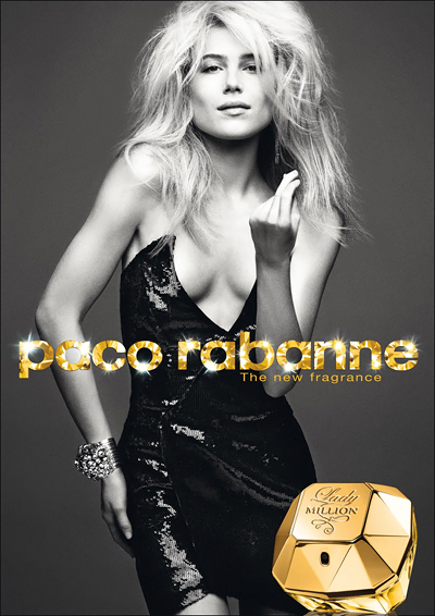 Paco Rabanne Lady Million (Пако Рабан Леди Миллион)