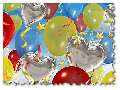 Оформление воздушными шарами торжественных мероприятий