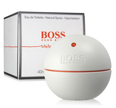 Флакон Boss in Motion White