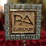 Значок ra group