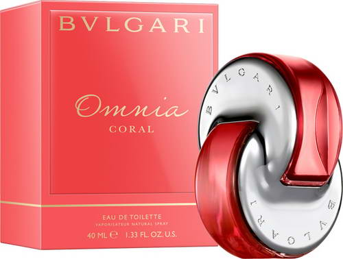 Флакон Bvlgari Omnia Coral