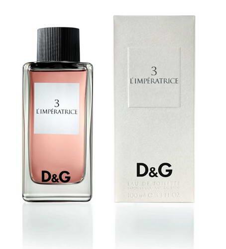 Флакон Dolce Gabbana L'Imperatrice 3