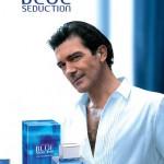 Blue Seduction For Men - соблазнительный аромат для ярких приключений от Антонио Бандерас