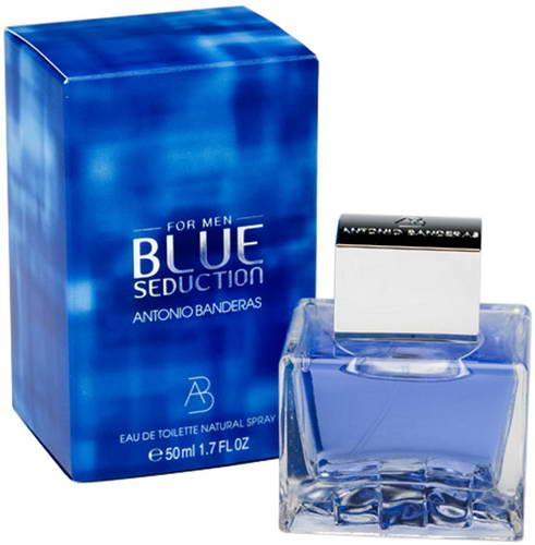 Флакон Blue Seduction for Men Antonio Banderas