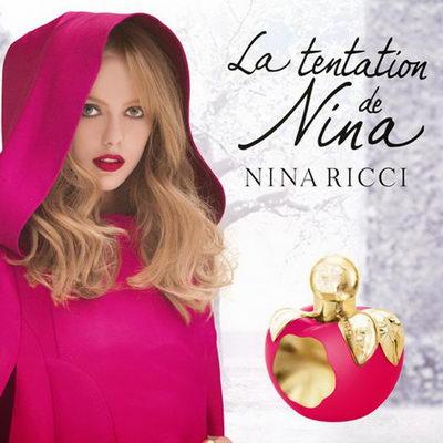 Духи La Tentation de Nina