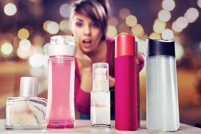 Как выбрать парфюм при тестировании?