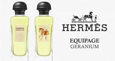 Hermes - Equipage Geranium