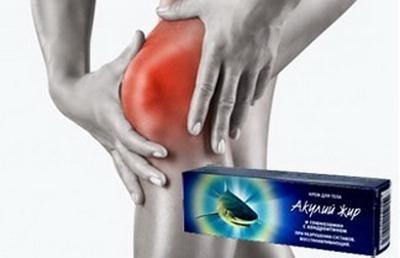 Крем против боли в суставах