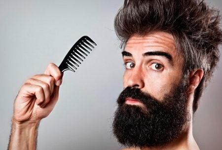 Стань бородатым