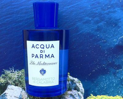Blu Mediterraneo Bergamotto Di Calabria от Acqua di Parma