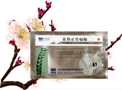 Китайский пластырь от болей в спине