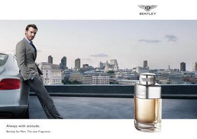 Лучший мужской парфюм Bentley For Men